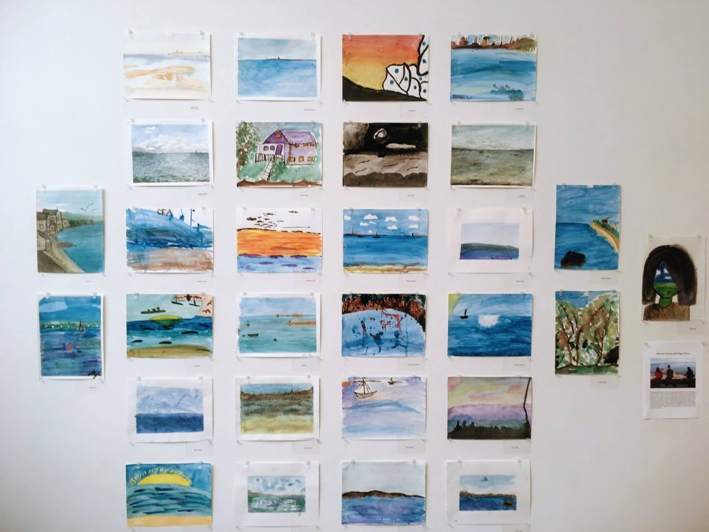 "Provincetown Art Association and Museum's ""Plein Air"" Art on the Edge Exhibition"