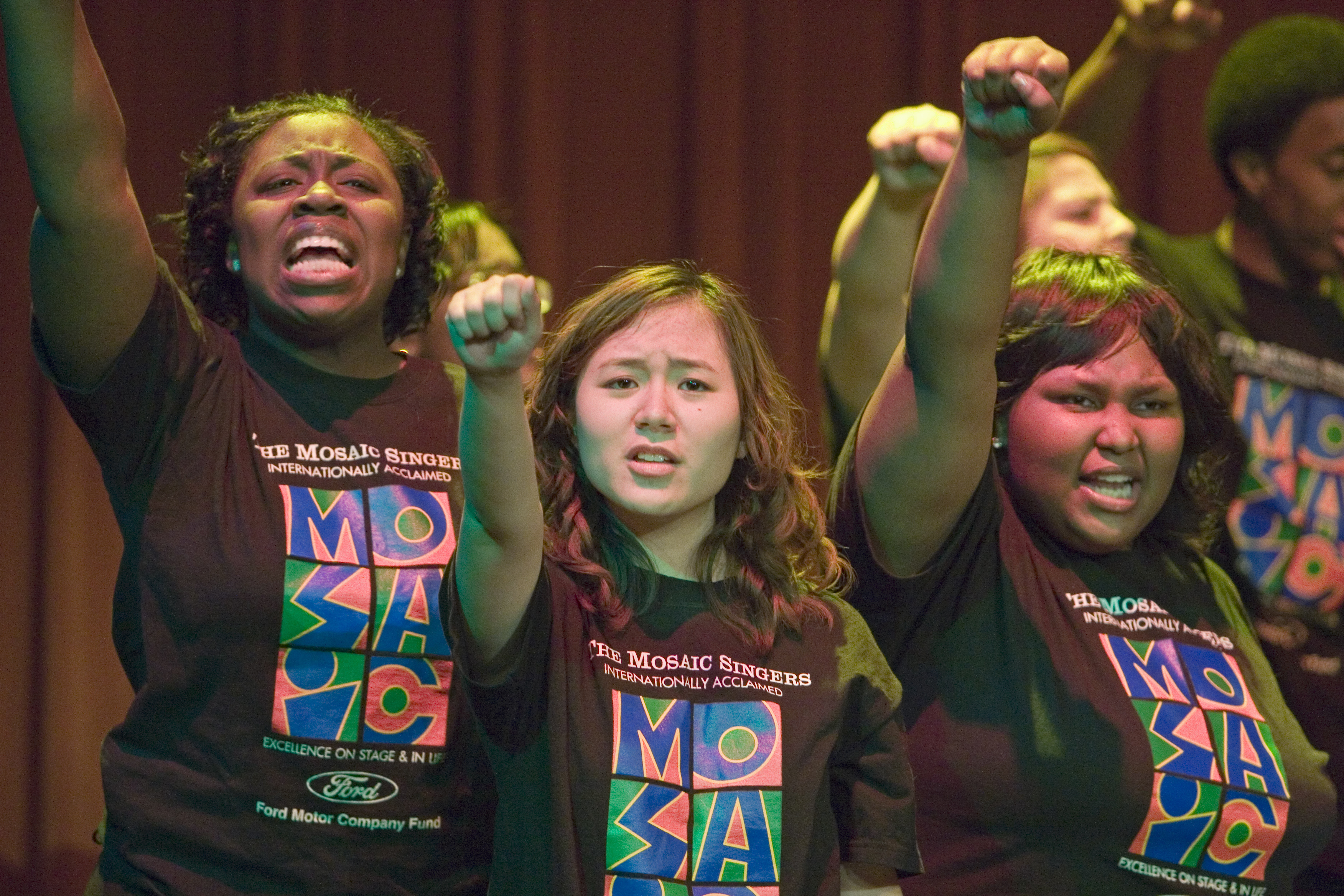 Creative youth development national blueprint released seen and heard detroit michigan mosaic singers in concert the mosaic singers are part of mosaic malvernweather Images